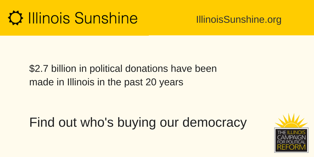 Introducing: Illinois Sunshine - DataMade
