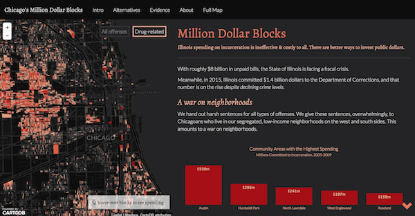 Chicago's Million Dollar Blocks